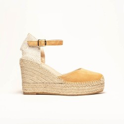 Sandalia de Ante Camel