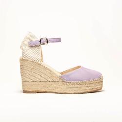 Sandalia de Ante Lila